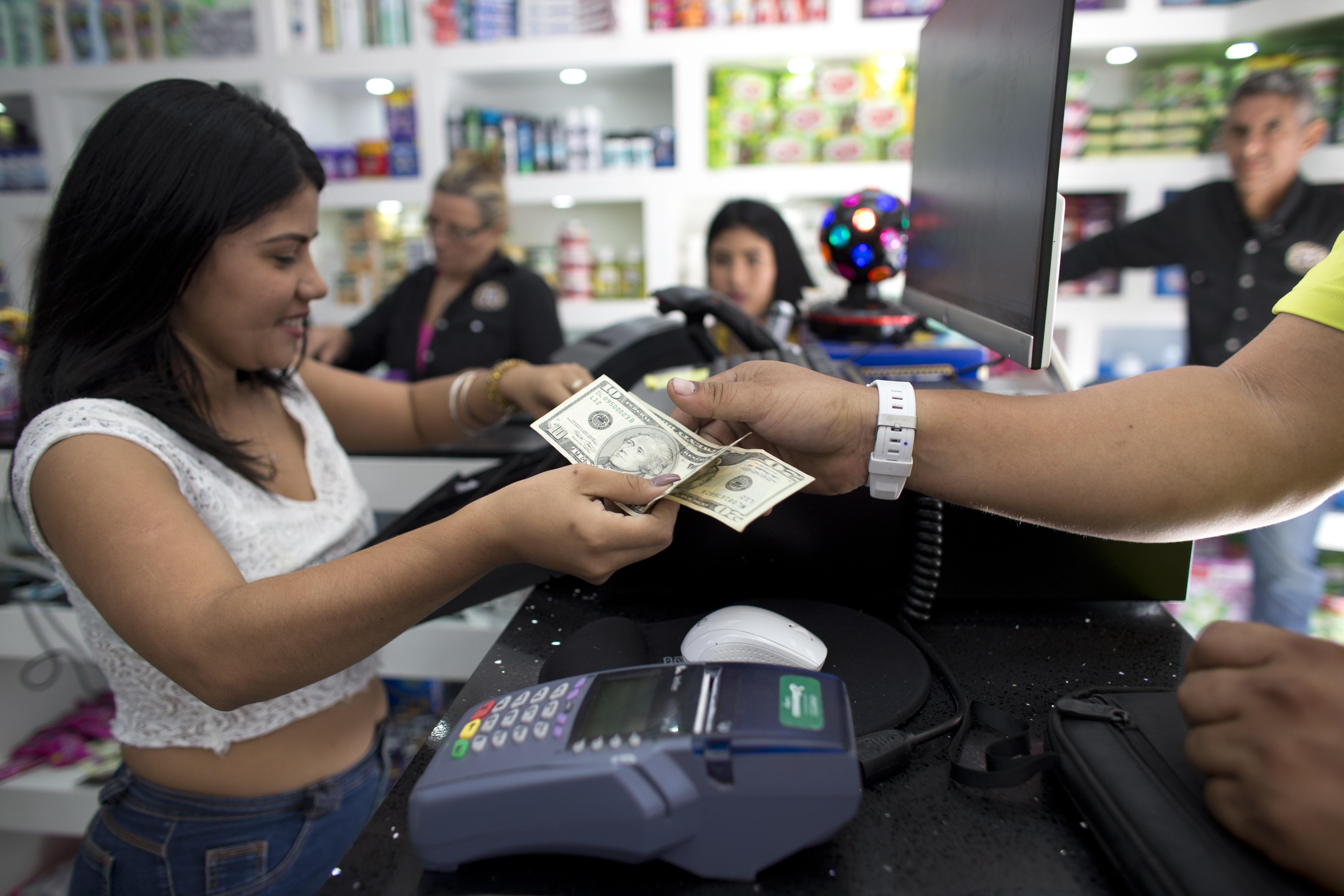 Venezuela's moribund economy shows a pulse amid US sanctions