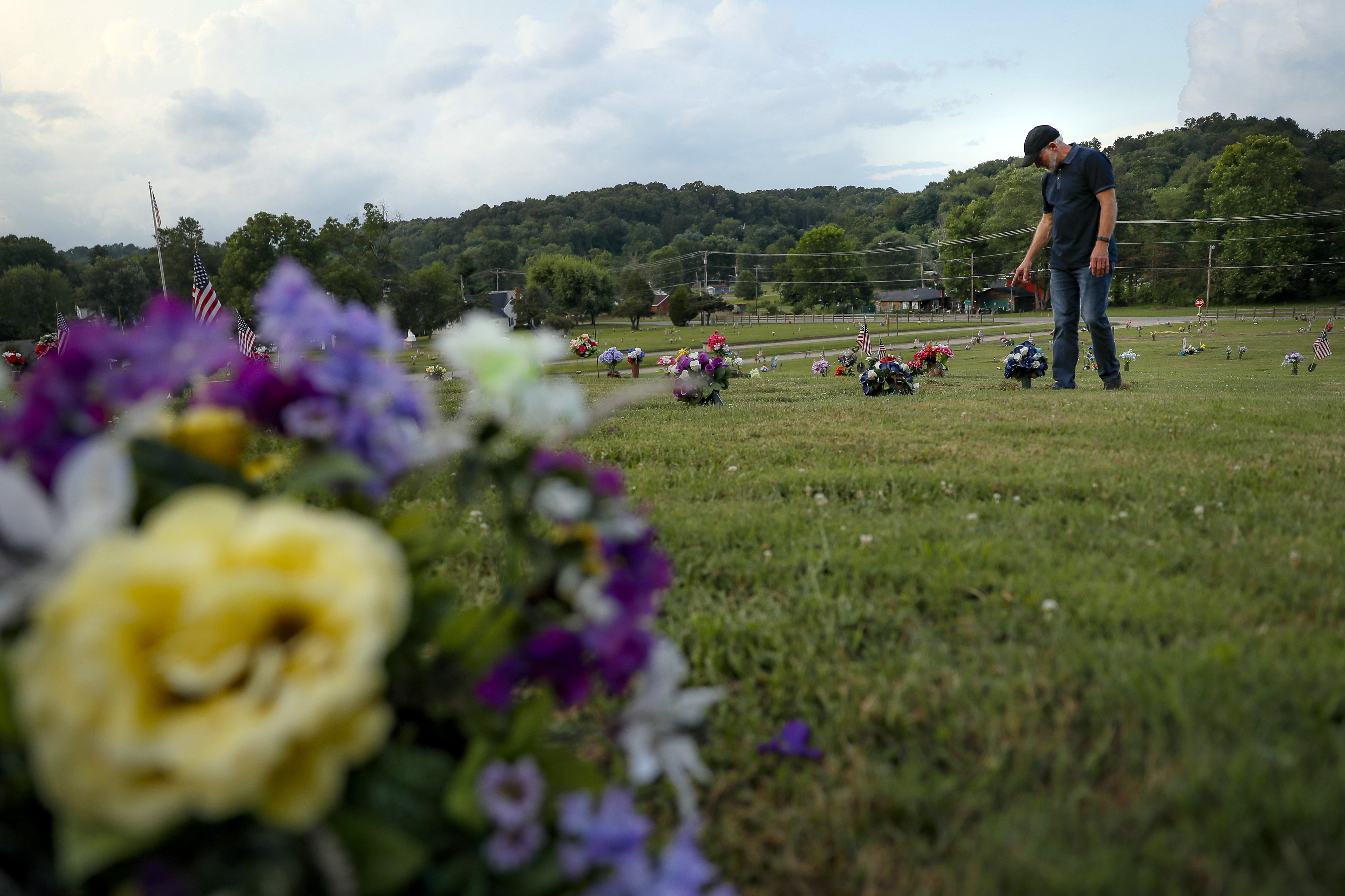 The Latest: Day 1 of opioid lawsuit jury selection concludes
