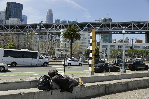 Shelter uproar highlights strife in expensive San Francisco