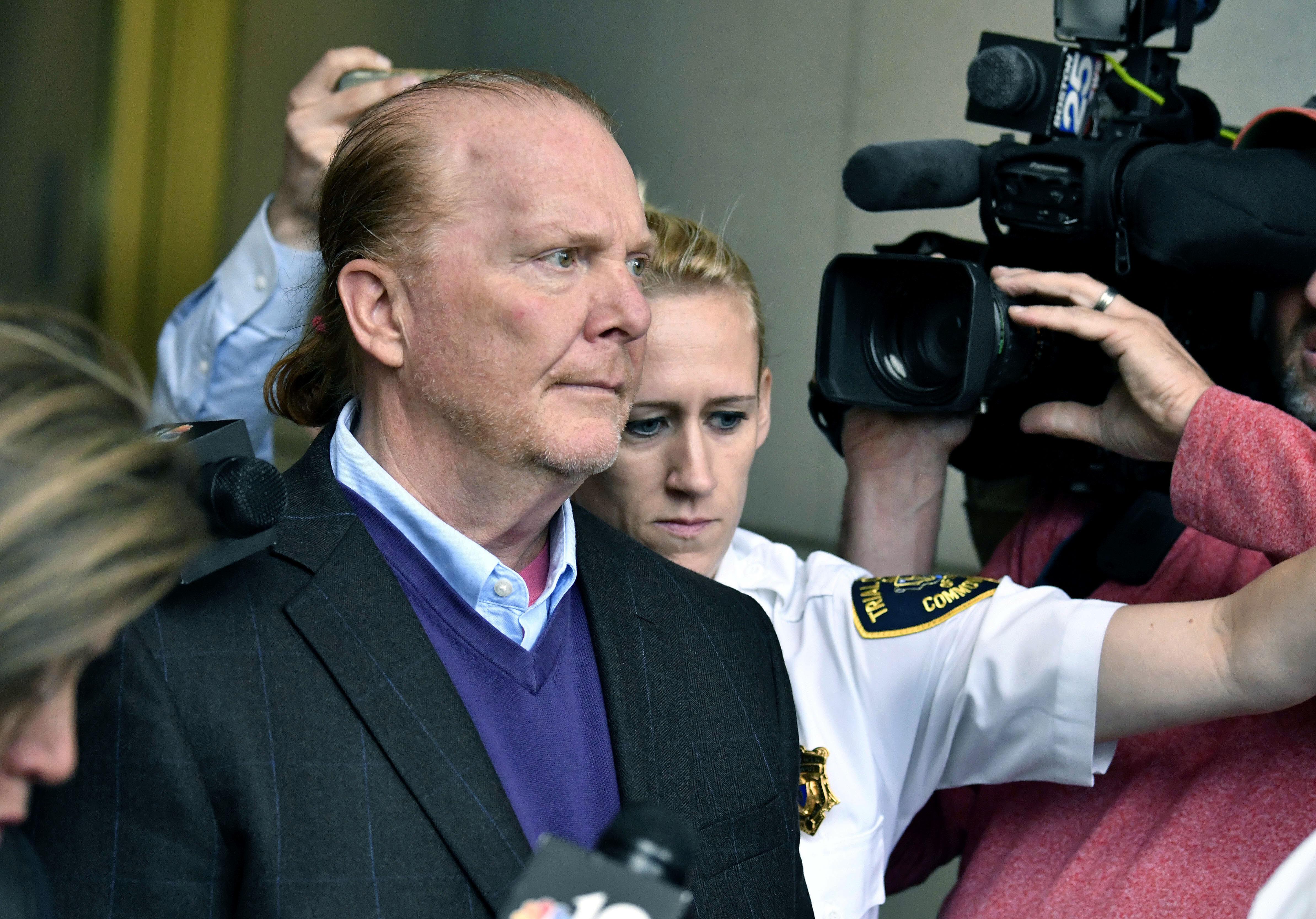 Hearing held in Mario Batali's indecent assault case