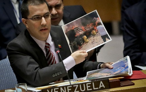 Venezuelan power struggle creates diplomatic duel abroad