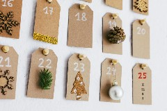 Discover christmas advent calendar