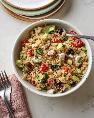 Discover quinoa recipes