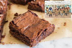 Discover brownies