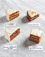 Discover carrot cake
