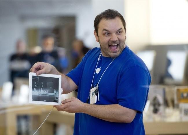 В Apple Store убрали ценники | Appleinsider
