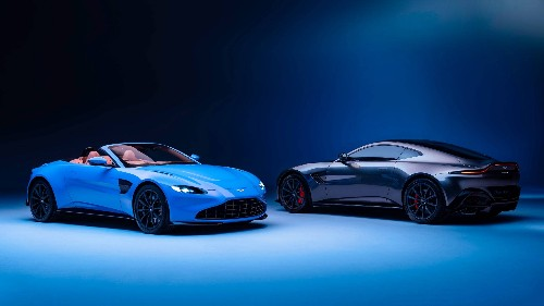 Aston Martin Has Unveiled Its Second-Fastest Convertible Car