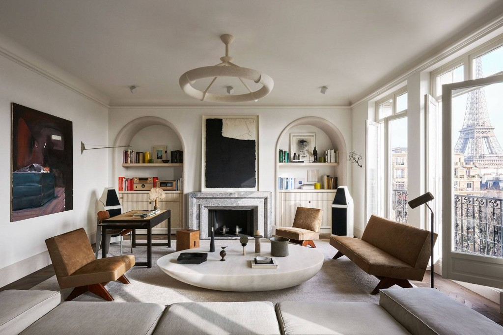 Joseph Dirand Invites AD PRO Inside His Paris Dream Home