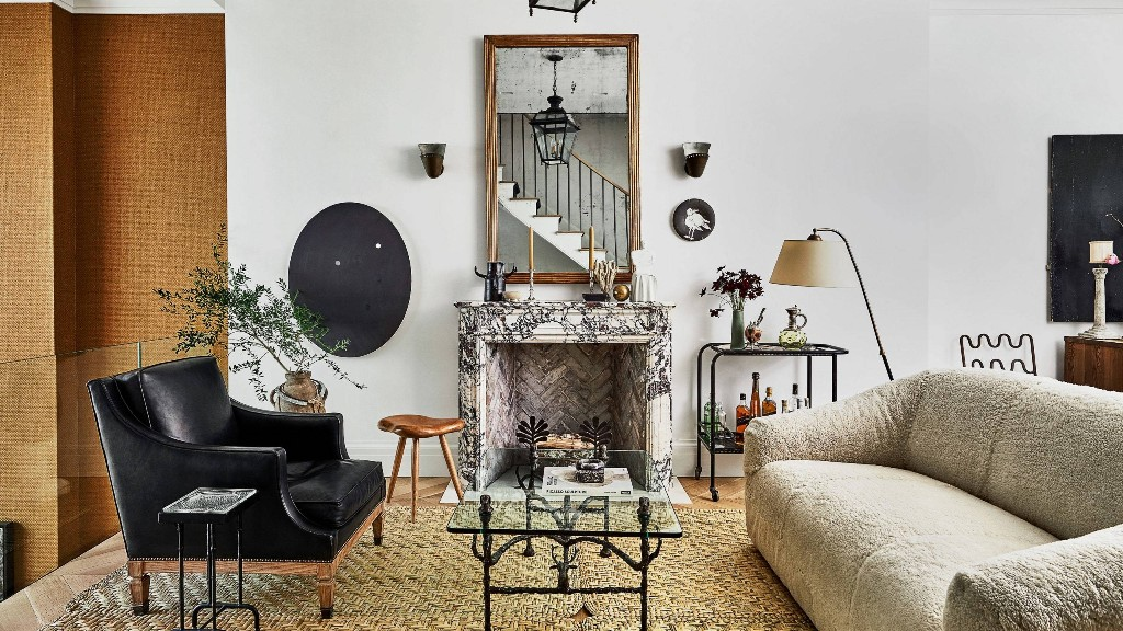 Nate Berkus and Jeremiah Brent Transform an NYC Town House Into a Family Home