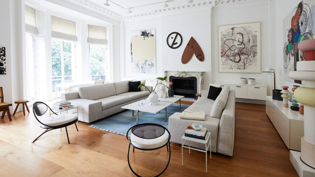 Tour a Leading Collector's Inimitable London Dwelling