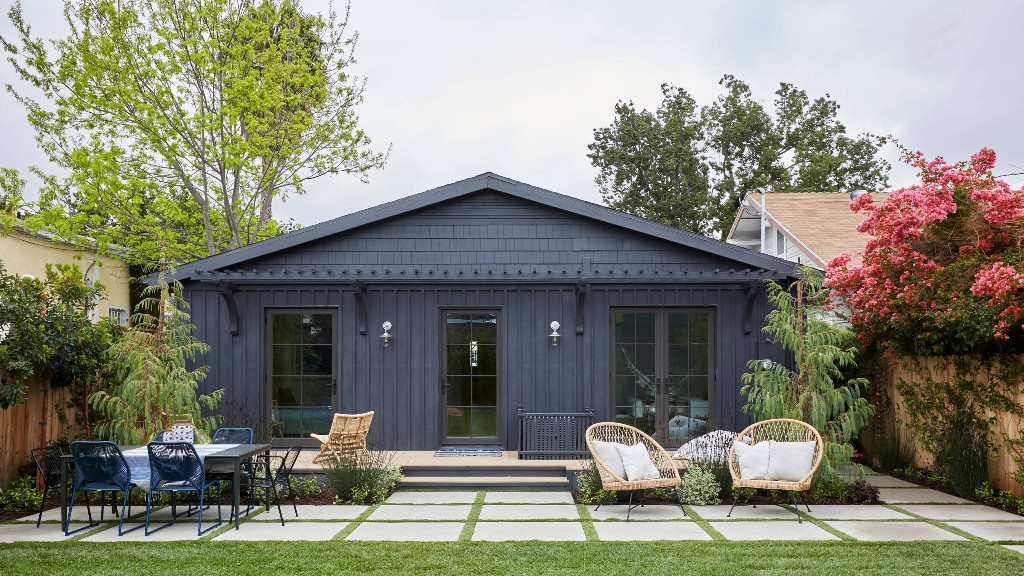 Lighting and Outdoor Space Were Key to Transforming This New Construction Home