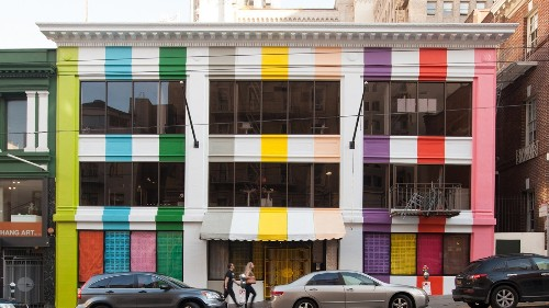 The Color Factory Pop-Up in San Francisco Has Us Head Over Heels in Love