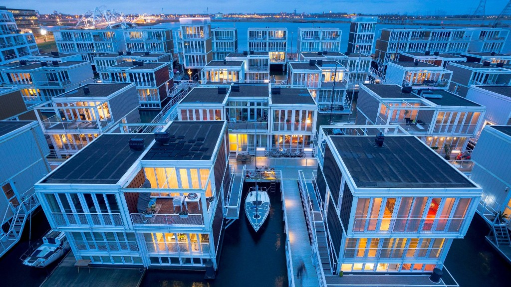 How U.S. Cities Can Learn From Amsterdam in Becoming More Sustainable