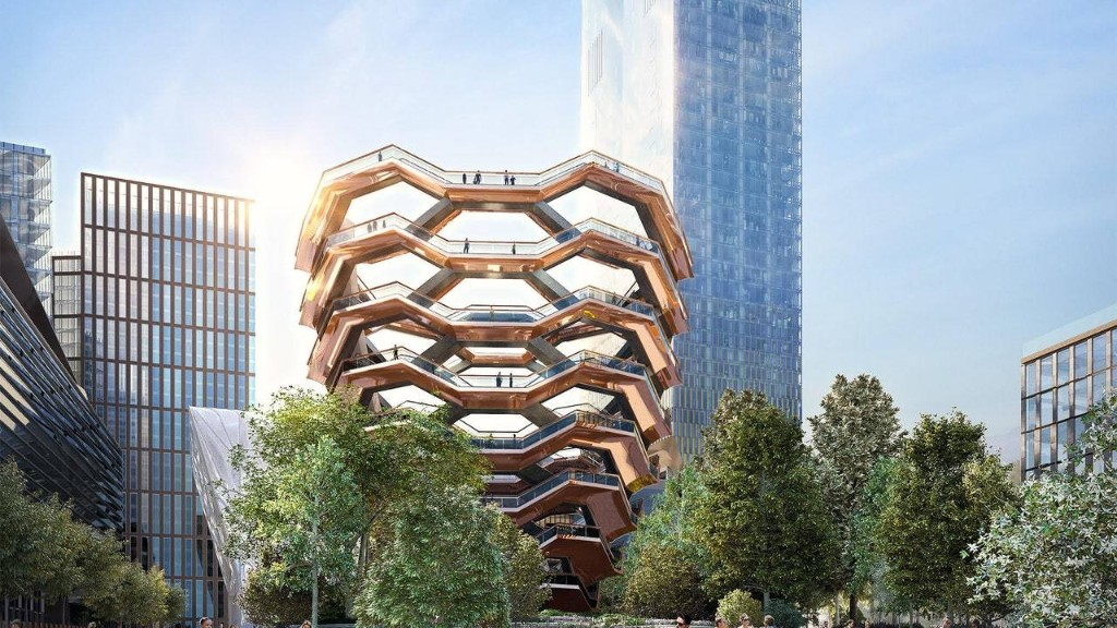 Frank Gehry, Santiago Calatrava, Robert A.M. Stern, and Heatherwick Studio Reported to Work on Phase Two of Hudson Yards