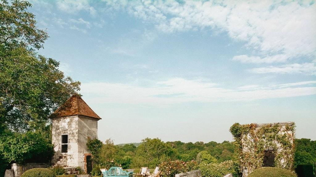 Inside Creative Mogul Cordelia de Castellane's Eclectic Country Home