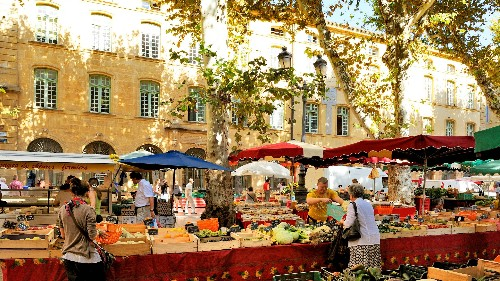 A Chic Insider's Guide to the Best of Aix-en-Provence, France