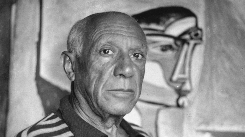 Famed Pablo Picasso Painting Reveals Abandoned Artwork Beneath