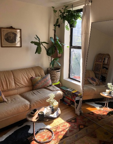 Aemilia Madden Furnished Her Entire Apartment with Vintage Finds