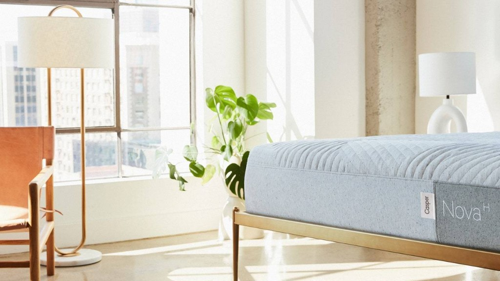 The Casper Nova Mattress Is a Sleep Lover's Dream