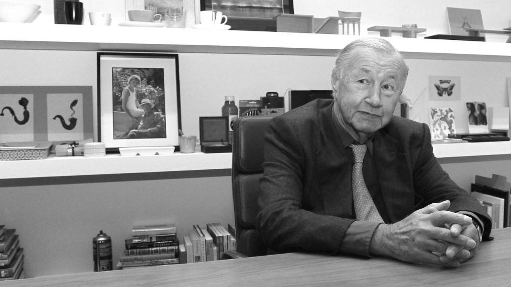 Terence Conran, Towering Figure in U.K. Design, Dies at 88