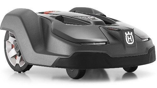 Park Your Self-Driving Electric Car Next to Your Self-Driving Electric Lawn Mower