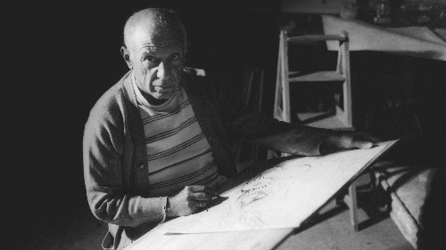 Pablo Picasso's Creative Process Is Highlighted at London's Royal Academy of Art
