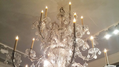 An Unexpected Trick for Reinventing an Old Chandelier