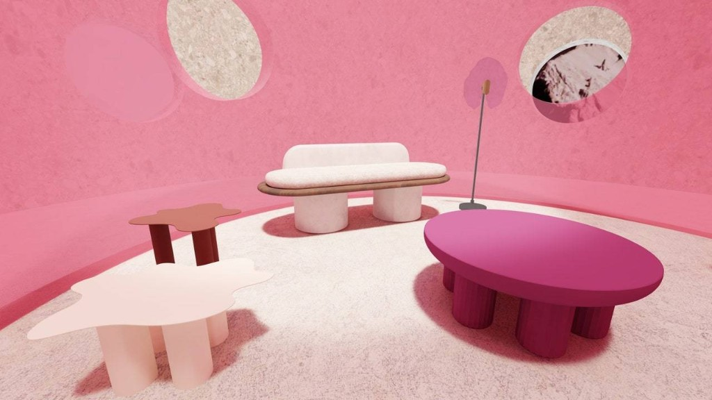 Discover 40 Young Furniture Designers Through This Virtual Reality Experience