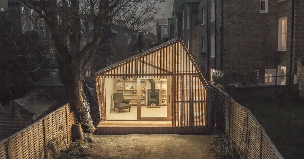 These Are the World's Most Beautiful Garden Sheds - Architizer Journal