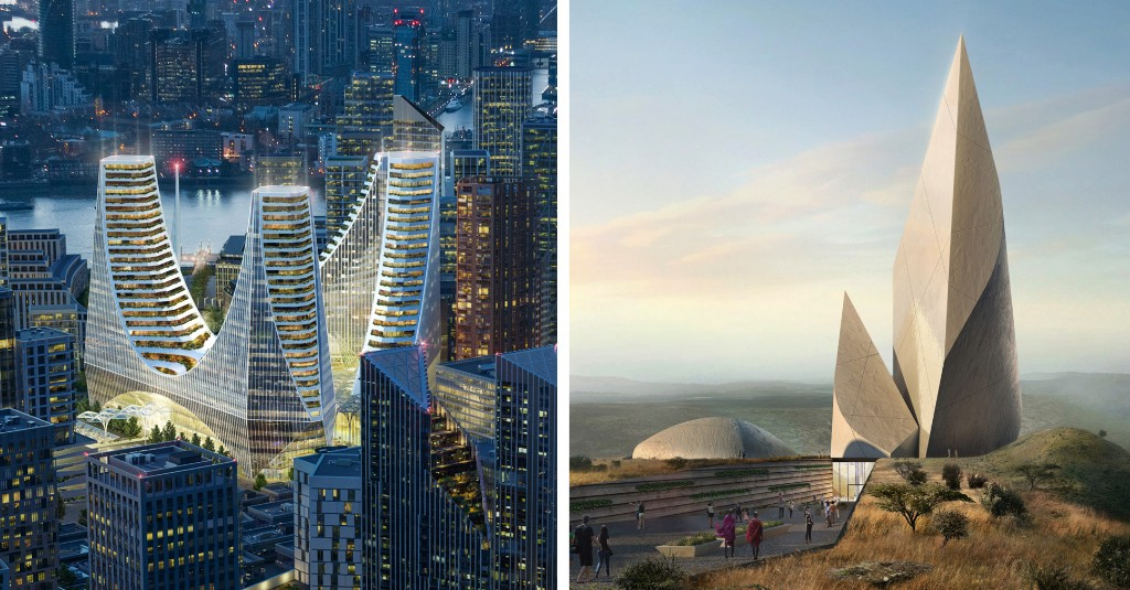 Star Architecture: 10 Upcoming Projects by Gehry, Libeskind, Calatrava and More - Architizer Journal