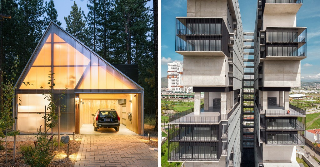 These Are the World's Most Beautiful Modern Residences in 2020 - Architizer Journal