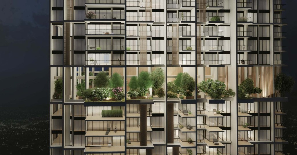 World's Tallest Prefabricated Skyscrapers to Be Built in Singapore - Architizer Journal
