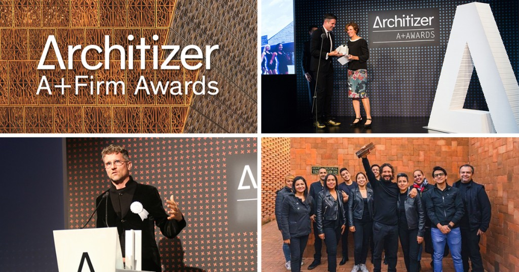 Calling the World's Best: The Inaugural A+Firm Awards Is Now Open for Entries! - Architizer Journal