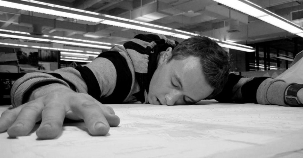 Understanding Burnout in Architecture School and the Profession - Architizer Journal
