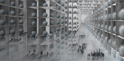 Between Possibilities and Limitations: A Haunting Vision of Our Modern World - Architizer Journal