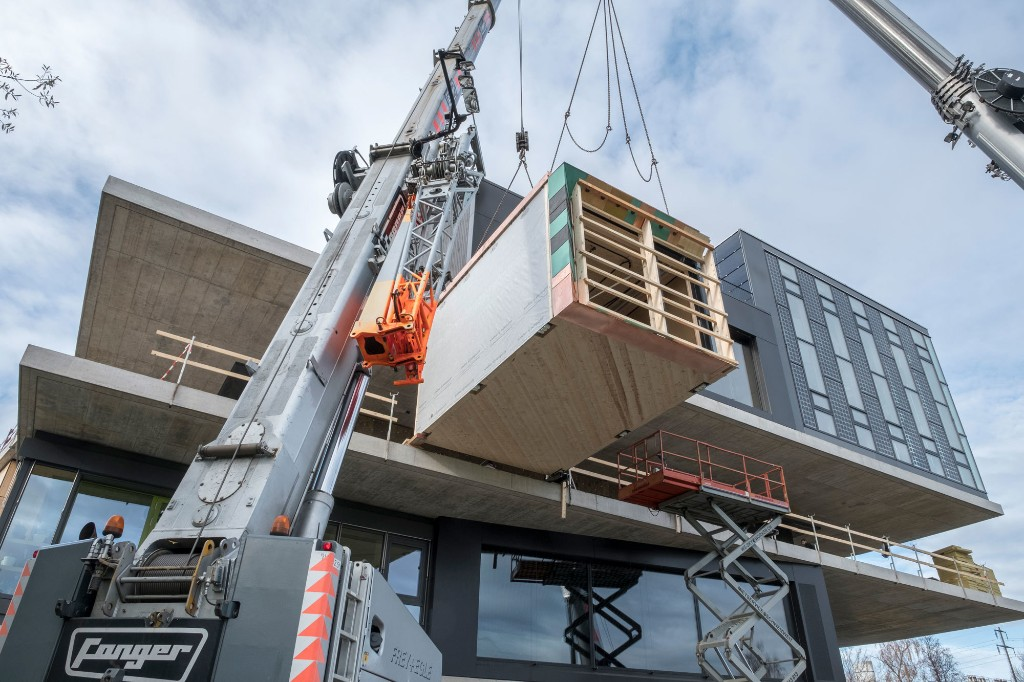 3 Reasons Why Prefabrication Is the Future of Architecture - Architizer Journal