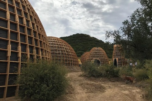 Kanye West's Affordable Housing Prototypes Have Been Demolished