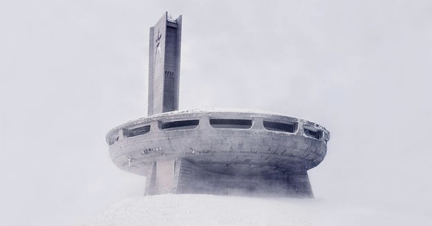 These Haunting Photographs Explore the Ruins of Communist Architecture - Architizer Journal