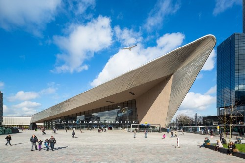 7 Outrageously Creative Metro Station Designs in the Netherlands - Architizer Journal
