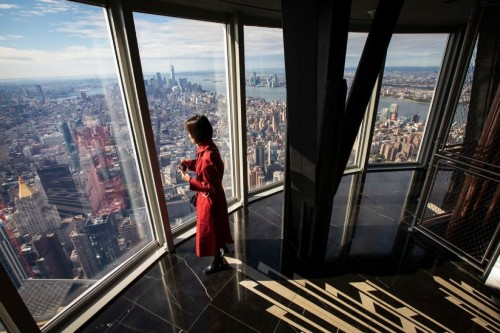 Sky-High: The Empire State Building Opens a New 102nd-Floor Observatory