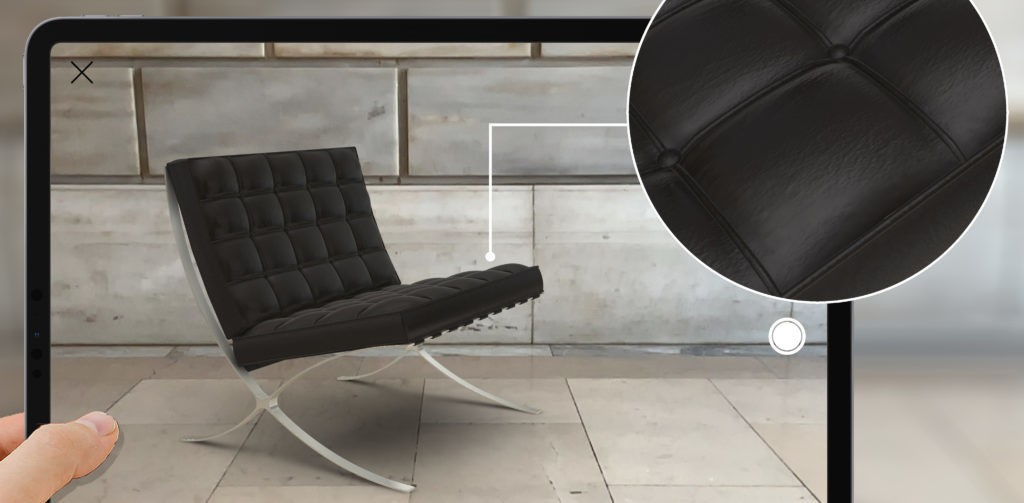 Morpholio Unveils AR Furniture So Real, You Might Just Trip Over It - Architizer Journal