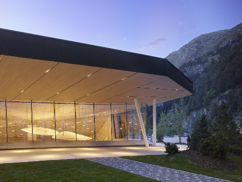 Alpine Architecture: 8 Cultural Projects Among the Mountains