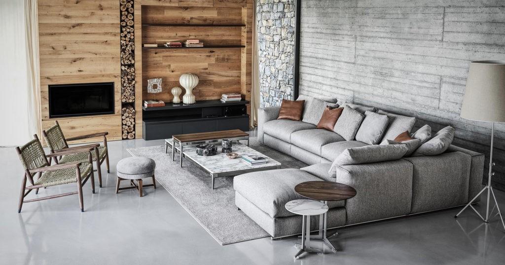 Relaxed Elegance: Flexform's 2020 Indoor Collection Emphasizes the Essentials - Architizer Journal