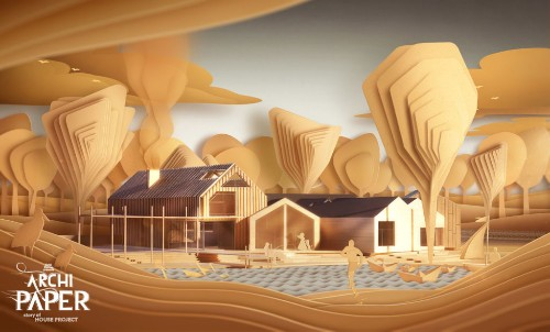 ArchiPaper: An Enchanting Movie About an Architect and His Project