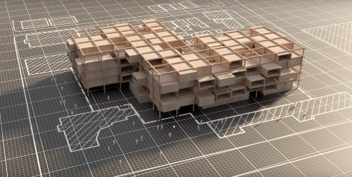 The Art of Rendering: How to Render a 'Physical' Model Using Rhino and V-Ray - Architizer Journal