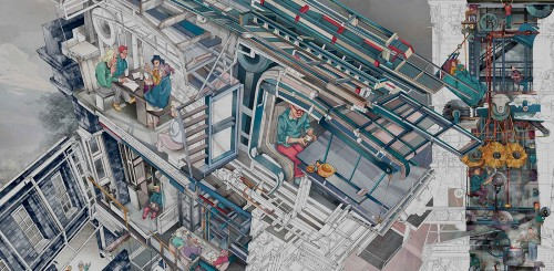 One Drawing Challenge: Revealing the Top 100 Architectural Drawings