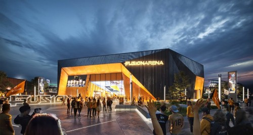 Gamers' Paradise: Get Ready for America's First Esports Stadium