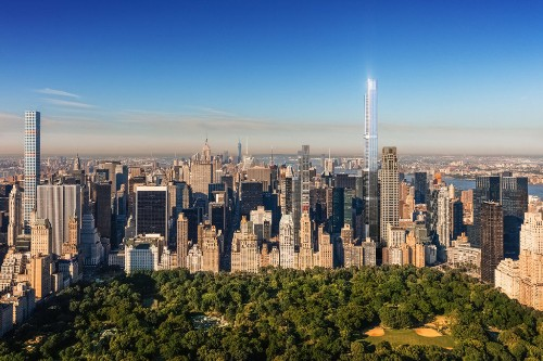 10 Facts About the World's Tallest Residential Building
