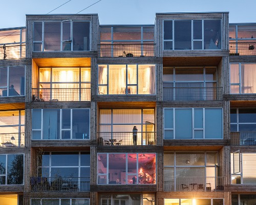 BIG Proves Affordable Housing Can Be Beautiful, Too