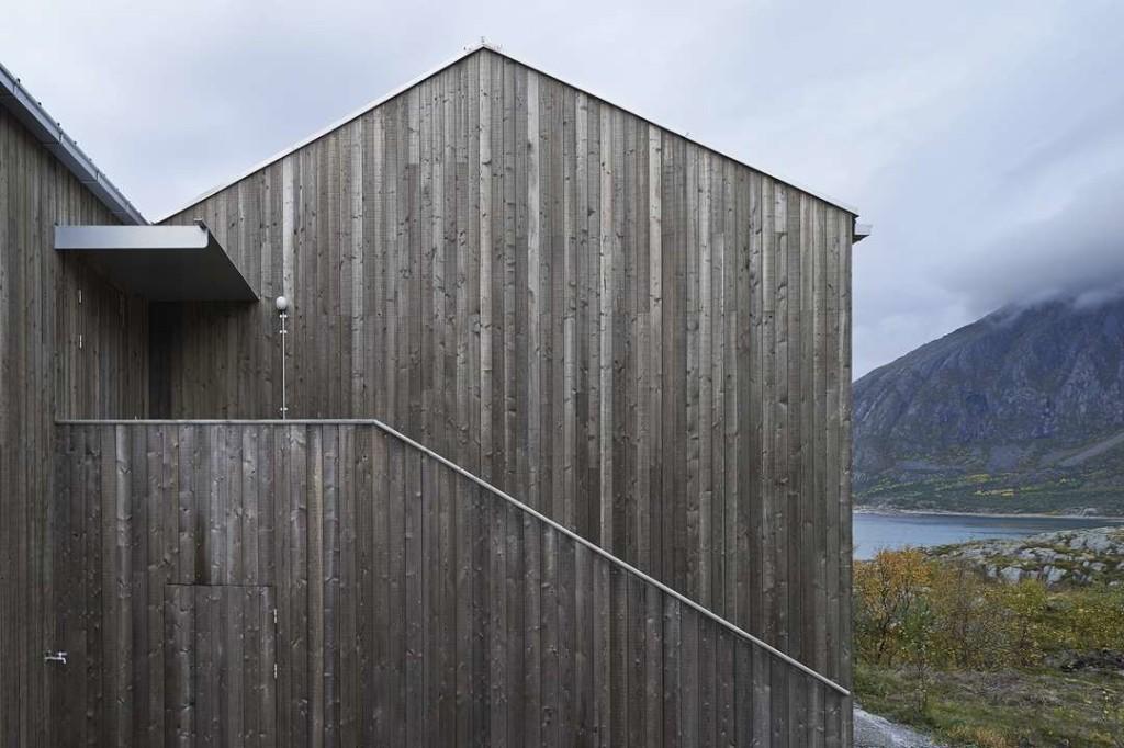 Nordic Architecture - Magazine cover